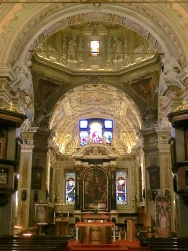 santuario cannobio, ss. pietà, sacra costa
