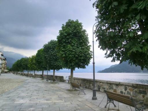 Lungolago di Cannobio, cannobio, lago maggiore