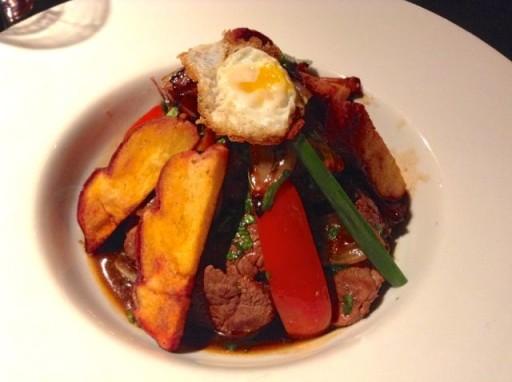 carne di alpaca, cucina peruviana