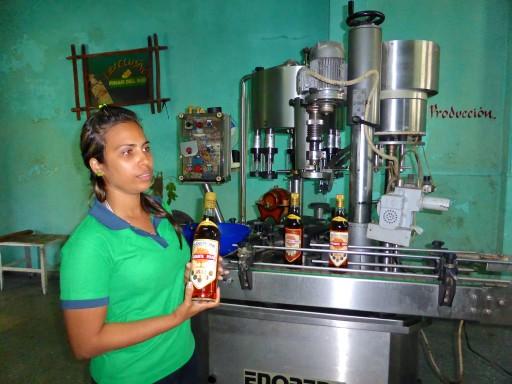 guayabita del pinar, fabbrica rum cuba