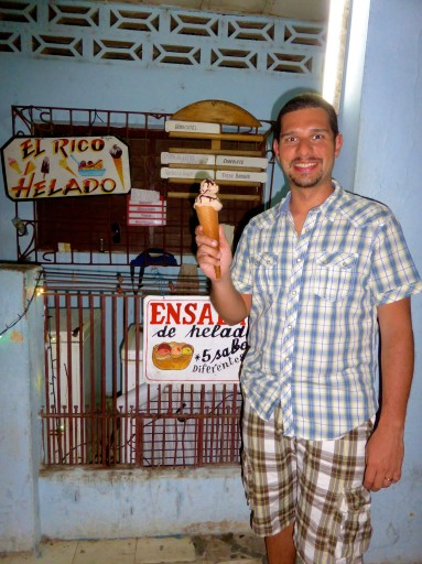 gelato Cuba