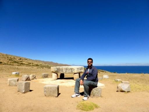 rovine bolivia, isla del sol, titicaca