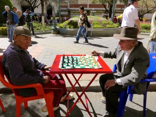 scacchi la Paz, scacchi bolivia
