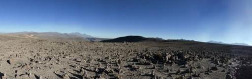 Mirador de Volcanos perù