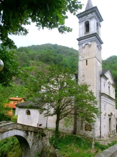 orrido, orrido sant'anna, torrente valle cannobina, orrido cannobio