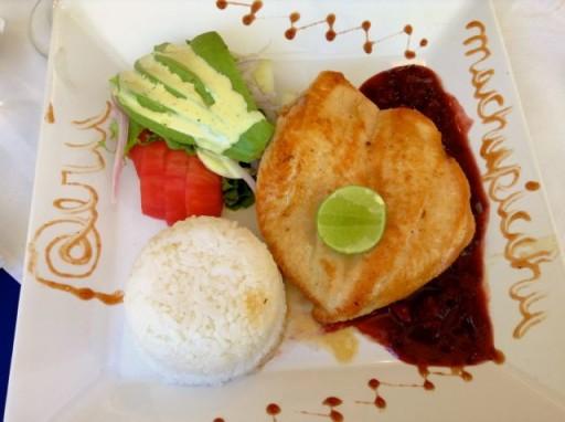 pollo al vino, cucina peruviana