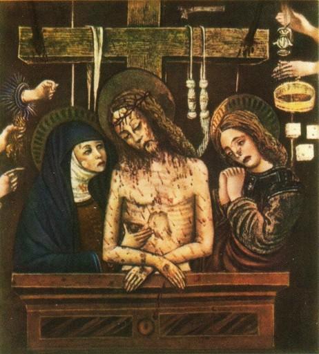 sacra costa, miracolo cannobio, Pietà di cannobio