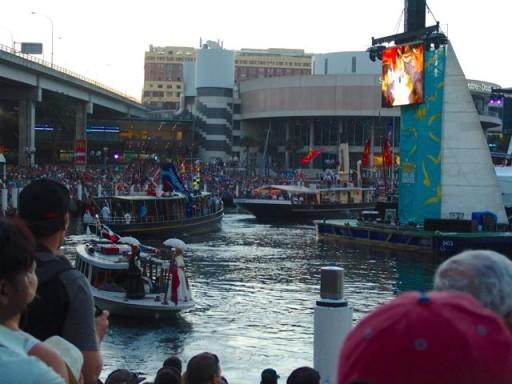 boat parade sydney