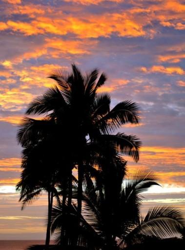 tramonto kauai