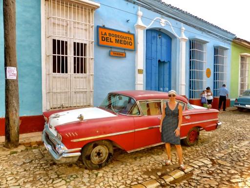trinidad, auto cuba