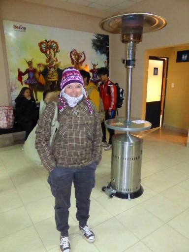 aeroporto La Paz