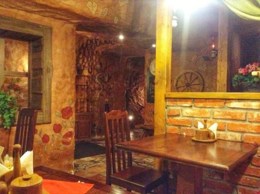 ristorante tipico a vilnius