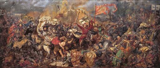 La battaglia di Grunwald