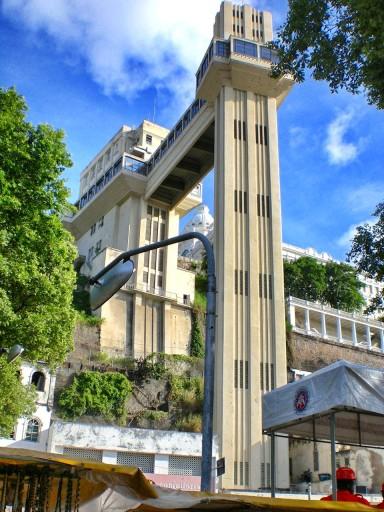 ascensore salvador de bahia