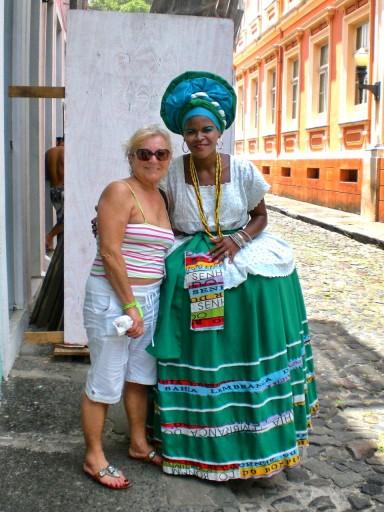 Costume tradizionale brasiliano