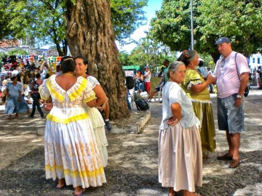 Abito tradizionale brasiliano