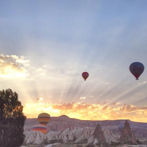 mongolfiere cappadocia