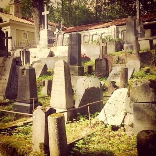 cimitero uzupis, cimitero vilnius, cimitero san bernardine