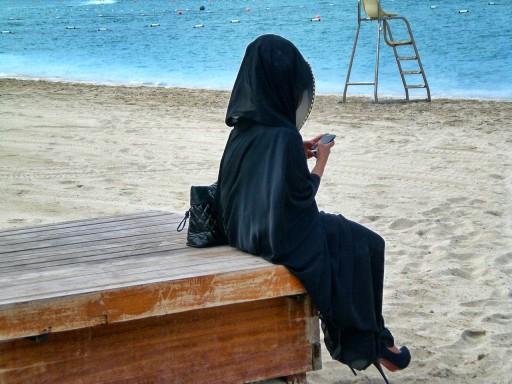 burqa oman