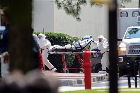 virus ebola spagna