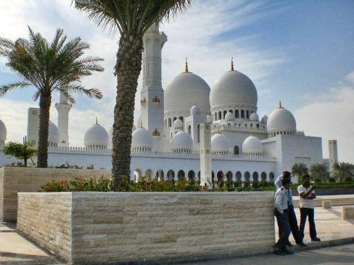 grande moschea bianca oman