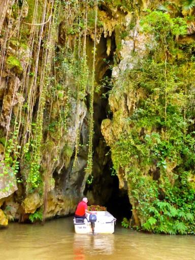 Cueva del Indio, grotte vinales, grotte cuba