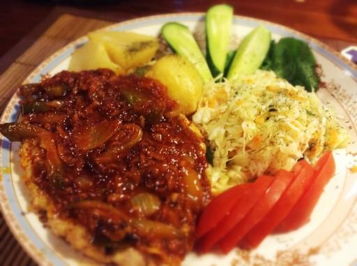 piatto tipico lituano