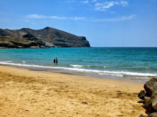 mare yemen, spiaggia yemen