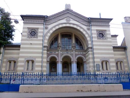 sinagoga vilnius, sinagoga corale