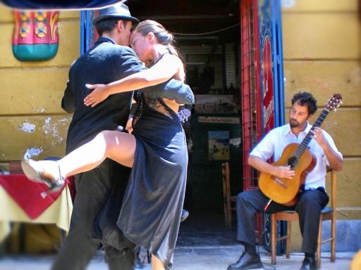 tango argentina, tangueri