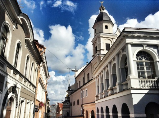 centro vilnius, centro storico vilnius, pilies vilnius