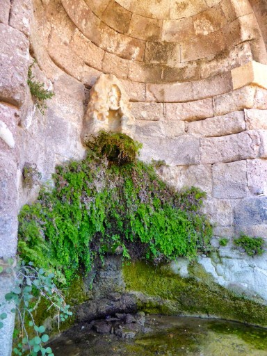 fontana tempio asclepio kos