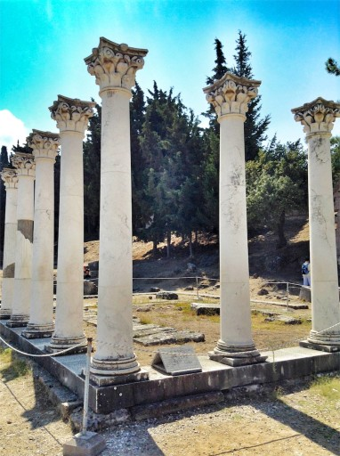 tempio corinzio asclepio kos