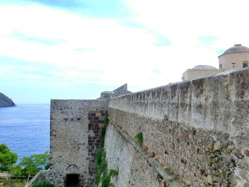 castello di Lipari