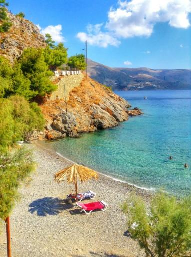 spiaggia Kalymnos