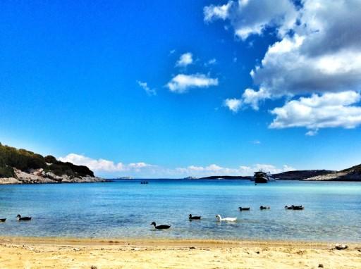 spiaggia lipsi