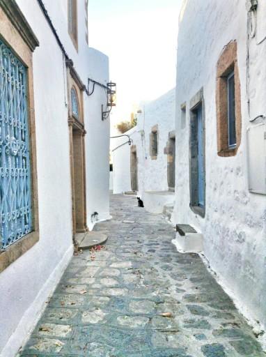 Chora, Patmos