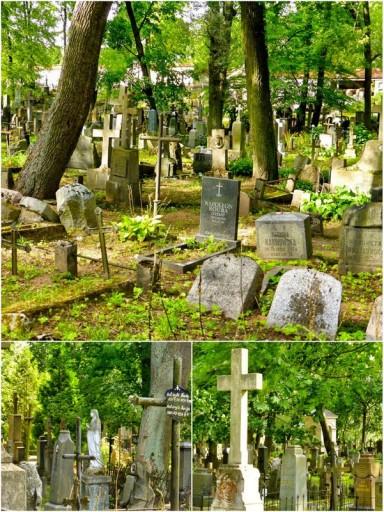 cimitero uzuis a vilnius