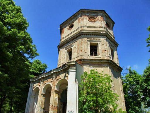 La chiesa (sconsacrata) della Madonna delle VIgne
