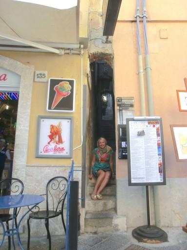 Vicolo Stretto Taormina