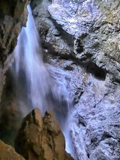 cascata della Soffia