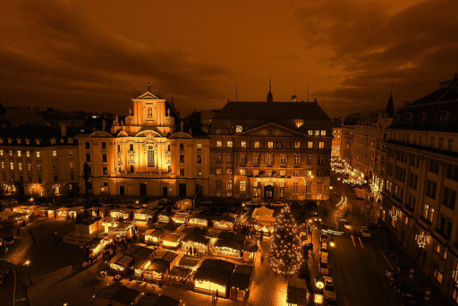 Il mercatino Am Hof - © AmHof