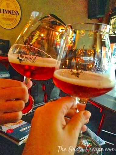 Birra belga premiata