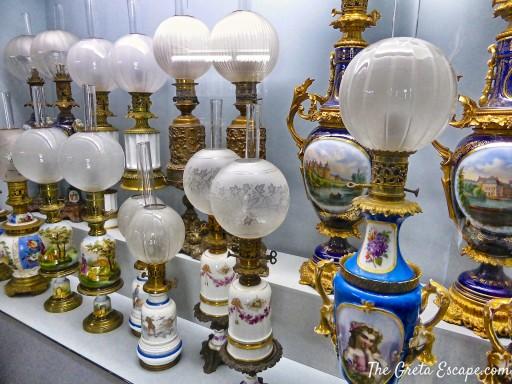Lamp Museum bruges