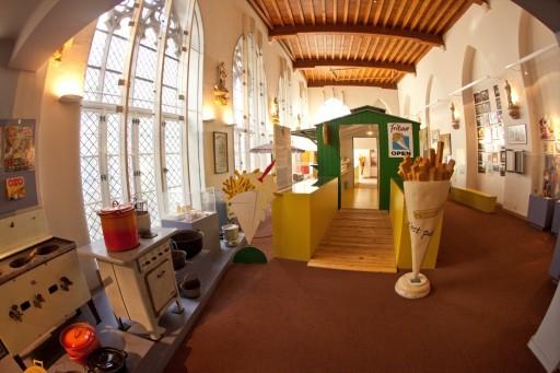 Museo patatina fritta a Bruges