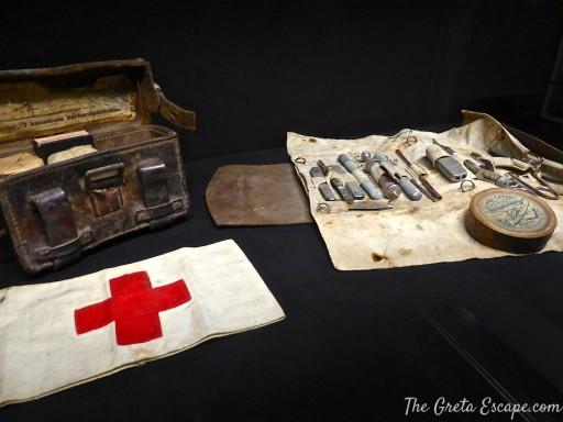 Kit medico da trincea: il minimo indispensabile!