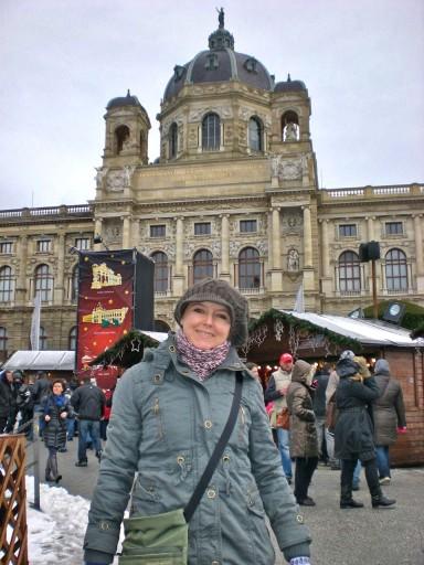 Il grande mercato di Maria Theriesen Platz