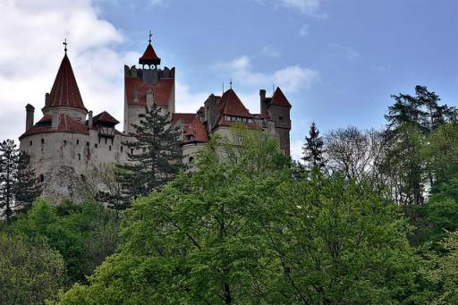Il castello di Bran - foto di Horia Varlan da Flickr