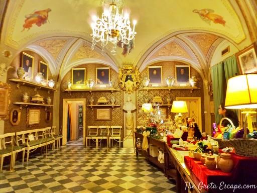 antica farmacia di Firenze