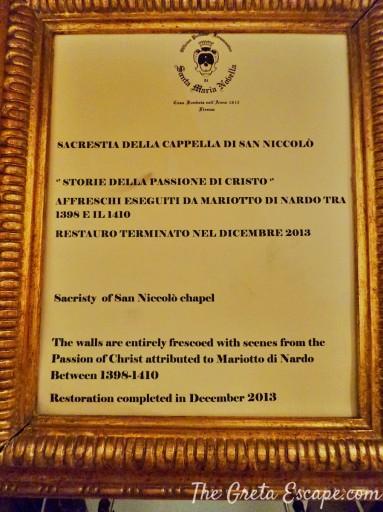 farmacia santa maria novella Firenze